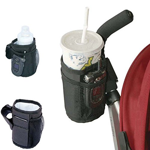 Pram Pushchair Stroller Accessories Buggy Cup Bottle Holder Nursing Bottle Feeding-Bottle Milk Bottle Waterproof ,Thicken,Heat preservation