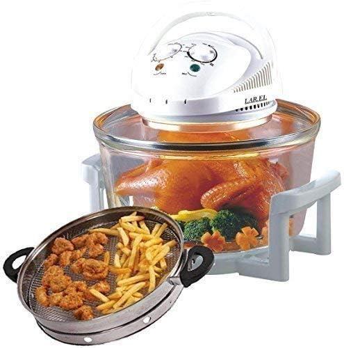 Horno Halógeno Aireado Larel FOR.L13 1400W Cocina Multifunción ...