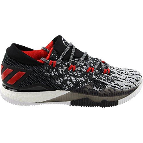 Adidas Crazylight Aumentare Bassa 2016 Pk Grigio