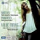 Prokofiev & Sibelius: Violin Concertos