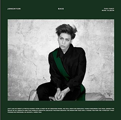 CD : Jonghyun - Base (1st Mini Album) (Asia - Import)