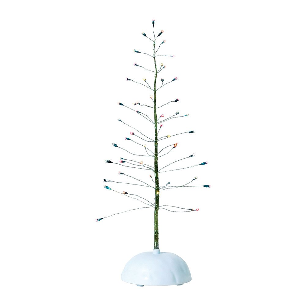 Department 56 Accessories for Villages Twinkle Brite Tree Large