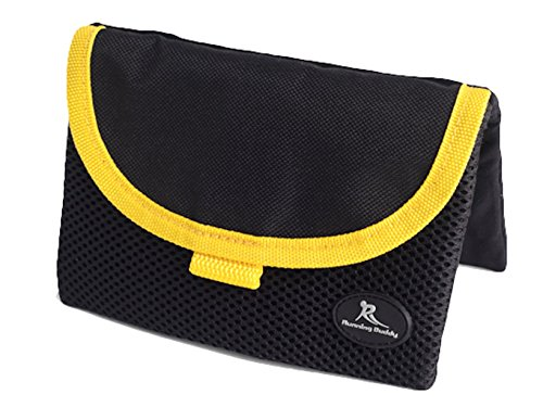 "[Highly Rated] Running Buddy ""Buddy Pouch"" (6""L x 4""W) Personal Magnetic Storage Pouch"