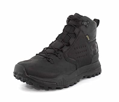 low priced 6d8ef 4a475 Under Armour Mens UA Newell Ridge Mid Gore-TEX Leather Hiking Shoe