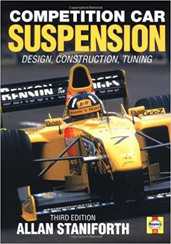 Competition Car Suspension: Design, Construction, Tuning: A