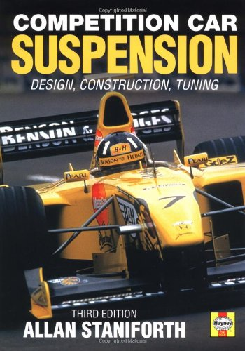 Competition Car Suspension: Design, Construction, Tuning