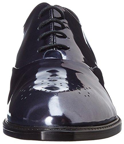Negro Cordones Diesel con Doriana Mujer Dandy Zapatillas Charme Para Slipper wqxFqf