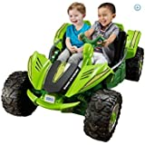 Fisher-Price Power Wheels Dune Racer Extreme 12-Volt Battery-Powered Ride-On