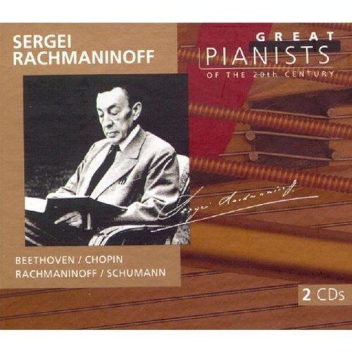 Sergei Rachmaninoff - Great Pianists of the 20th Century by Sergei Rachmaninov