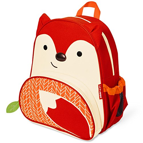 Skip Hop New Fox Toddler Backpack, 12