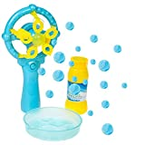 Laeto Toys & Games Light Up Handheld Bubble Blowing Machine by Ideal Outdoor Bubble Toy for Children
