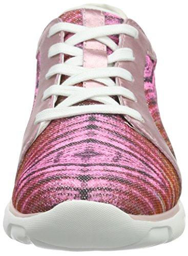 Gabor Ladies Derby Pink (44 Combinazione Rosa / Rosa)