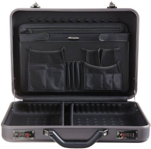 Samsonite Luggage Delegate Ii Aluminum Attache Computer