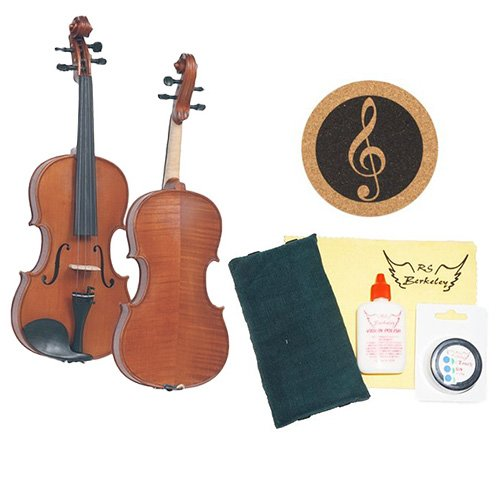 15'' Gigla European Viola 'GEMS 2' Viola Outfit w/Bonus Viola Maintenance & Care Kit Special by Gigla Romania