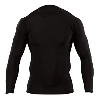 Amazon.com: 5.11 Tactical #40006 Tight Crew Long Sleeve Shirt ...