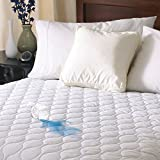 Sunbeam Waterproof Heated Mattress Pad, Queen (MSU6SQS-T000-11A00)