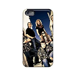 Iphone 6plus RqF9220YMOc Custom Vivid Papa Roach Pattern Bumper Cell-phone Hard Covers -PhilHolmes