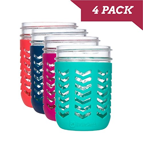 one pint mason jars - 5