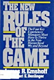 The New Rules of the Game, James R. Emshoff and Teri E. Denlinger, 0887305075