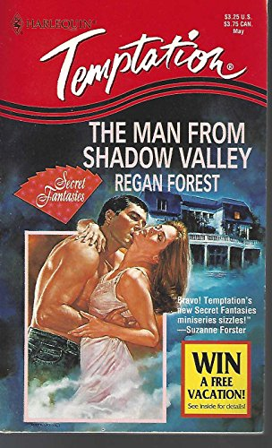 book cover of The Man from Shadow Valley
