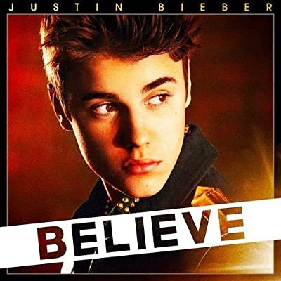 Justin Bieber - Believe (2012) Deluxe Edition(CD+DVD)