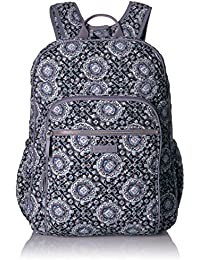 Iconic XL Campus Backpack, Signature Cotton