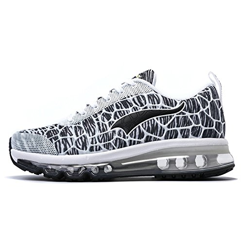 ONEMIX Men's Air Cushion Running Shoes A Grey/Black Manchester online with mastercard sale online cheap countdown package O6JIcewt