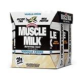 Muscle Mlk Rtd Van 4pk Size 44z (Pack of 18)