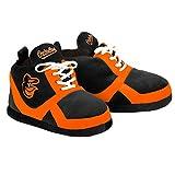 MLB Baltimore Orioles 2015 Sneaker Slipper, X-Large, Black