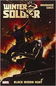 Winter Soldier - Volume 3: Black Widow Hunt by Ed Brubaker (2-Apr-2013) Paperback: Amazon.com: Books