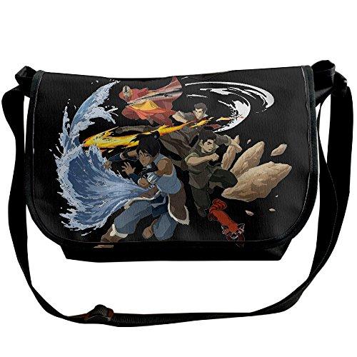 Legend Of Korra Season 2 Shoulder Bags Casual Handbag Travel Bag Messenger Cross