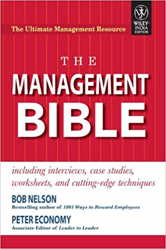 Workbook cutting worksheets : THE MANAGEMENT BIBLE INCLUDING INTERVIEWS, CASE STUDIES ...