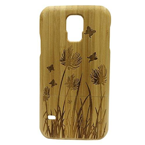 samsung galaxy s5 bamboo case - 3