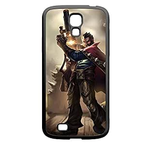Graves-002 League of Legends LoL For Case Samsung Galaxy Note 2 N7100 Cover Hard Black