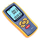 Four Portable Digital LCD Display Pressure Manometer Handhold Manometer Pressure Testing Gauges