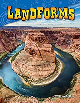 Landforms (Science Readers: Content and Literacy) by [William B. Rice]