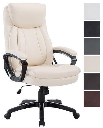 Relaxsessel Platon XL Kunstleder Bürostuhl Chefsessel Drehstuhl Computerstuhl