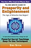 img - for The One Minute Guide to Prosperity and Enlightenment by Dattatreya Siva Baba (2002-11-01) book / textbook / text book