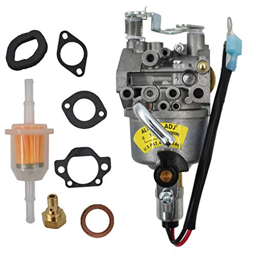 Topker Carburetor Replacement for Onan Cummins A042P619 146-0785 and Gasket Set Generator Accessories by Topker (Image #2)