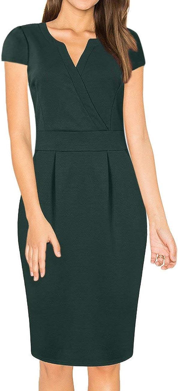 Women Elegant Dress One Shoulder Bodycon Party Slim Office Party Dresses