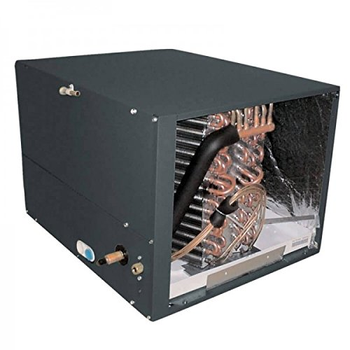 3 Ton Goodman R-410A Horizontal Cased Evaporator Coil (17.5'H) (Yes, please add a TXV to my order)