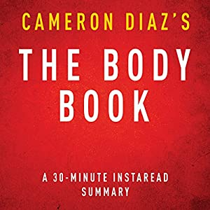 The Body Book by Cameron Diaz Audiobook