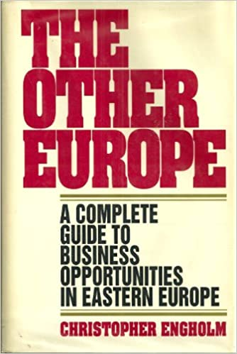 Book Other Europe: Complete Guide to Business Opportunities in Eastern Europe