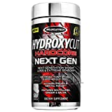 Hydroxycut Hardcore Next Gen, Scientifically Tested Weight Loss and Energy, Weight Loss Supplement,