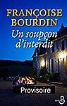 Un soupçon d'interdit par Bourdin