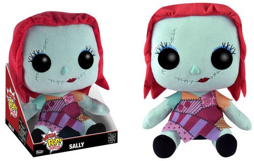 Funko Mega POP Plush: The Nightmare Before Christmas - Sally Action Figure]()