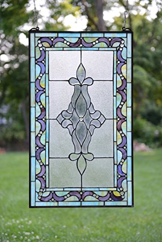 any Style stained glass Beveled window panel ()