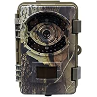 KV.D Game Trail Hunting Camera 16MP 1080P FHD Infrared Night Vision Scouting Camera with 42pcs IR LEDs