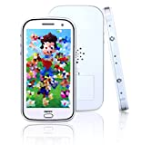 Cooplay White 3D Picture Toy Mobile Cell Phone