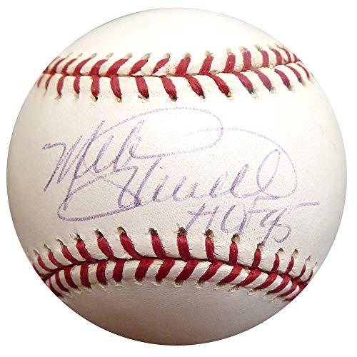 Mike Schmidt Signed Auto 1979 All Star Game Baseball Philadelphia Phillies HOF 95 - Beckett Authentic (1979 Mlb All Star Game)